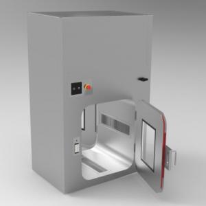 Bio Safety Pass Box