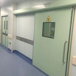 Automatic Sliding X-ray Room Doors