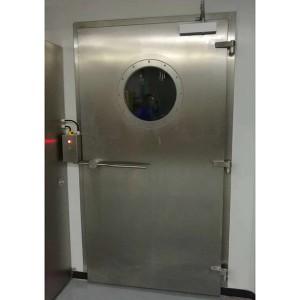 Clean Room Mechanical Seal Doors