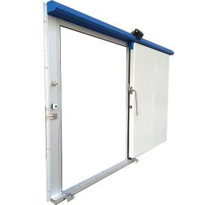 Heavy Duty Electrical Operated  Sliding Freezer Doors