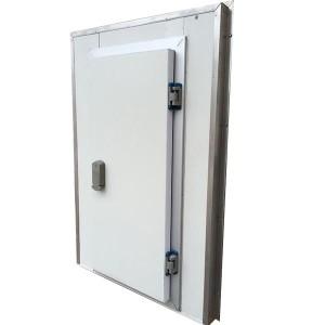 Balanço operada manualmente portas de congeladores